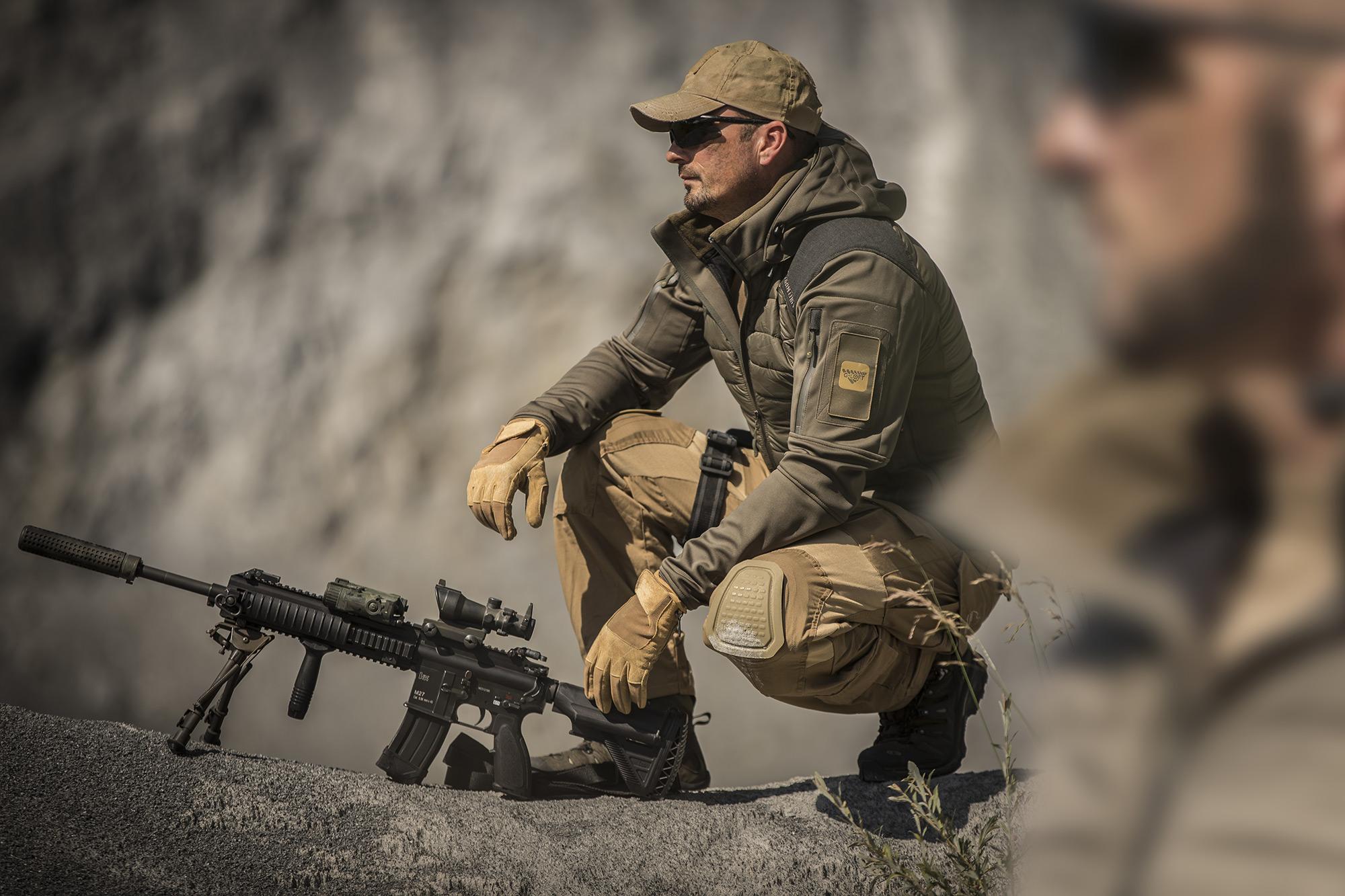 Military Gore Tex Jacket