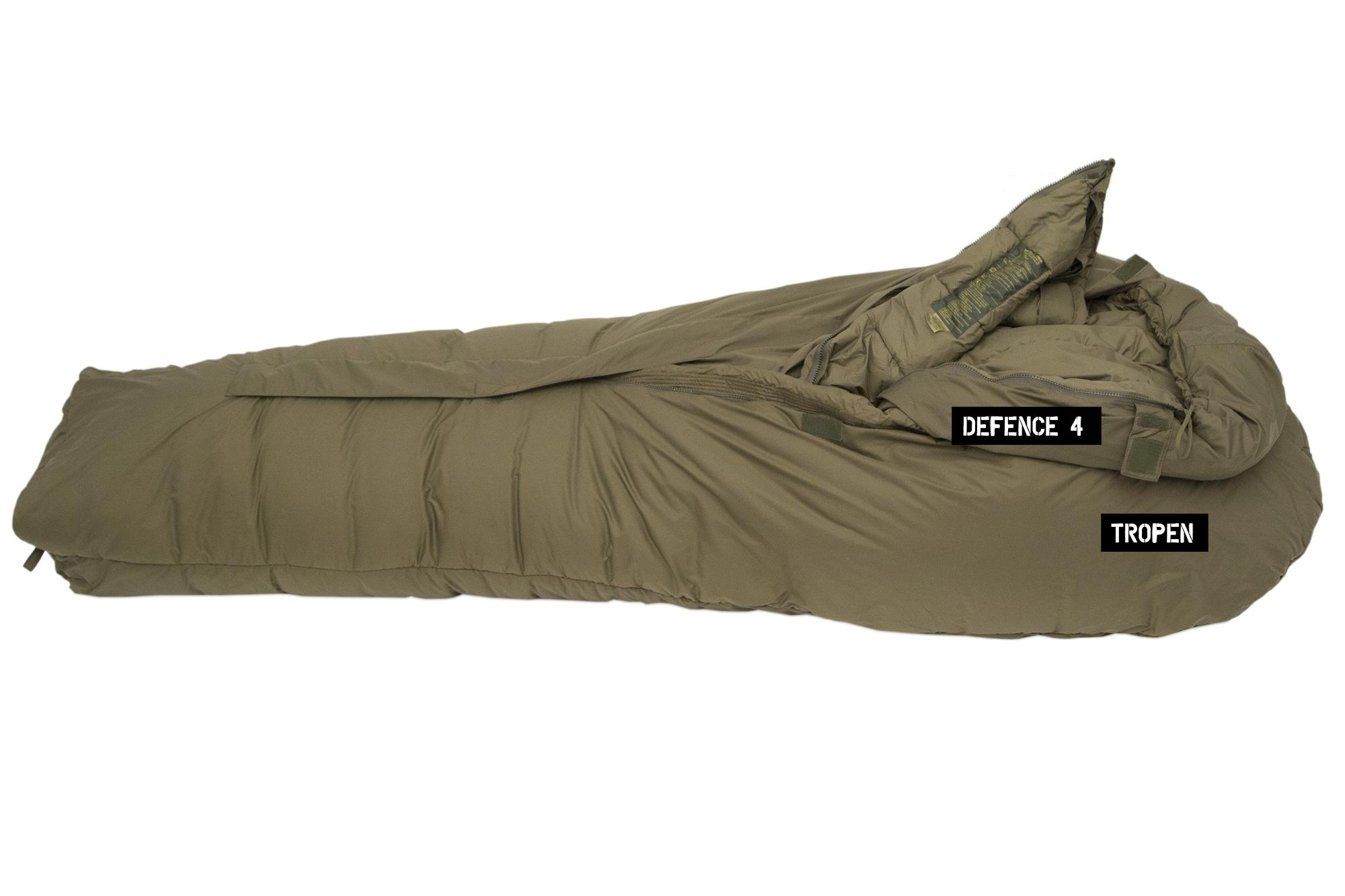 Sleeping Bag System